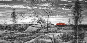Watercolour Paper Fine Art Prints